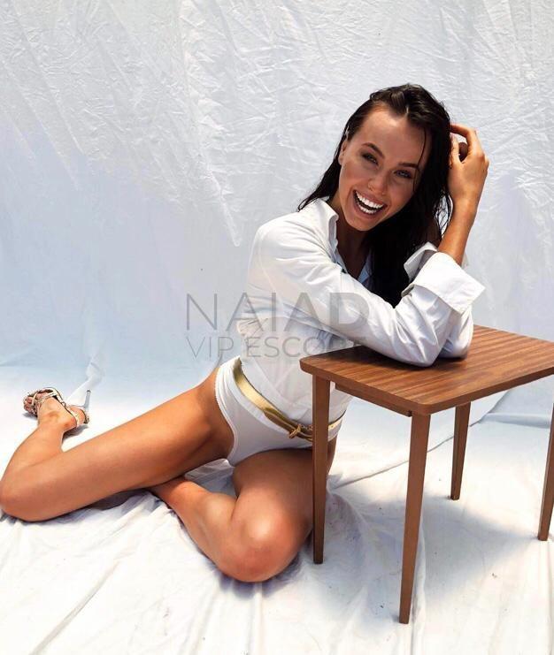 Photo of Zoe on Naiad vip escort service in Paris