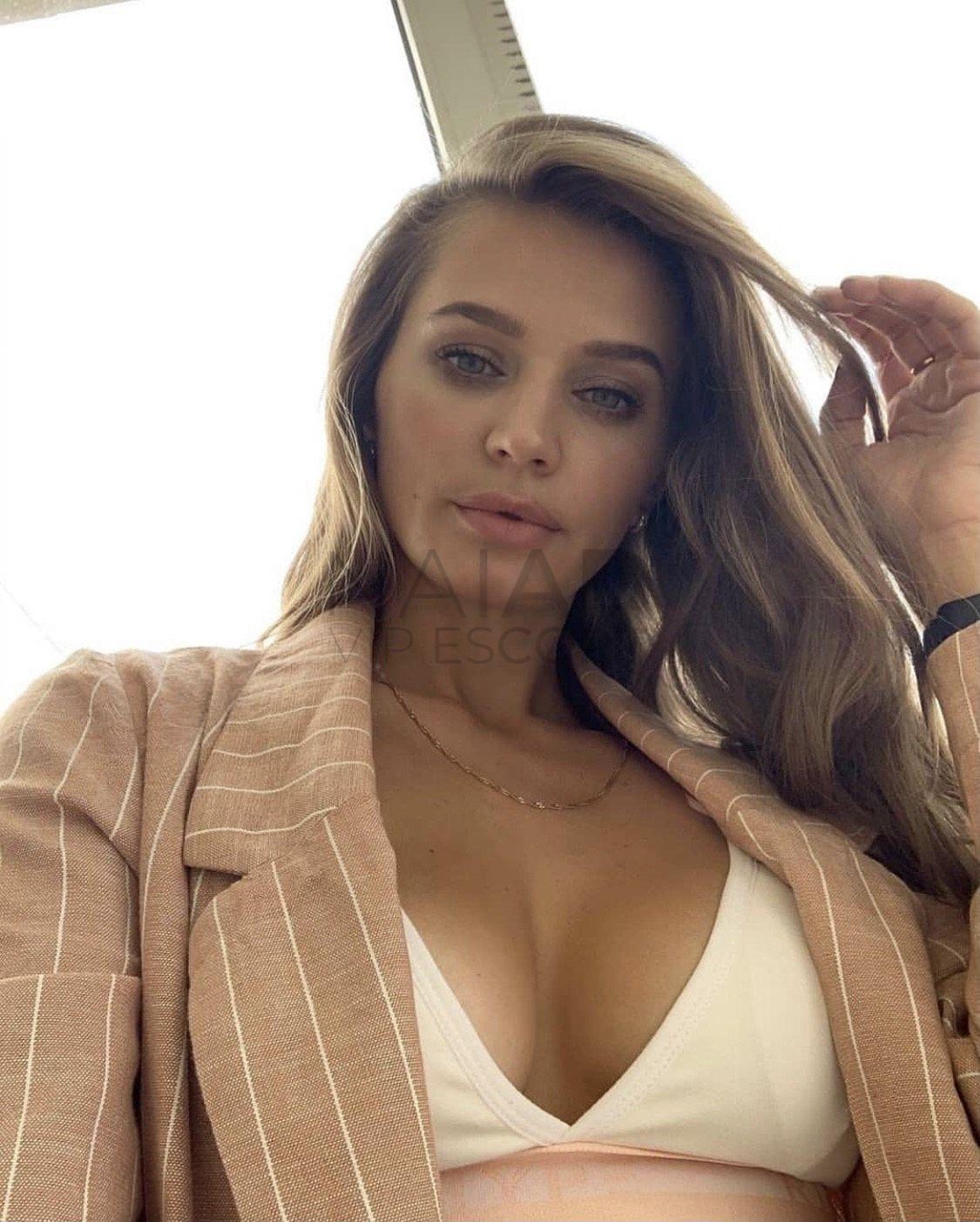 Photo of Caitlyn on Naiad vip escort service in Paris
