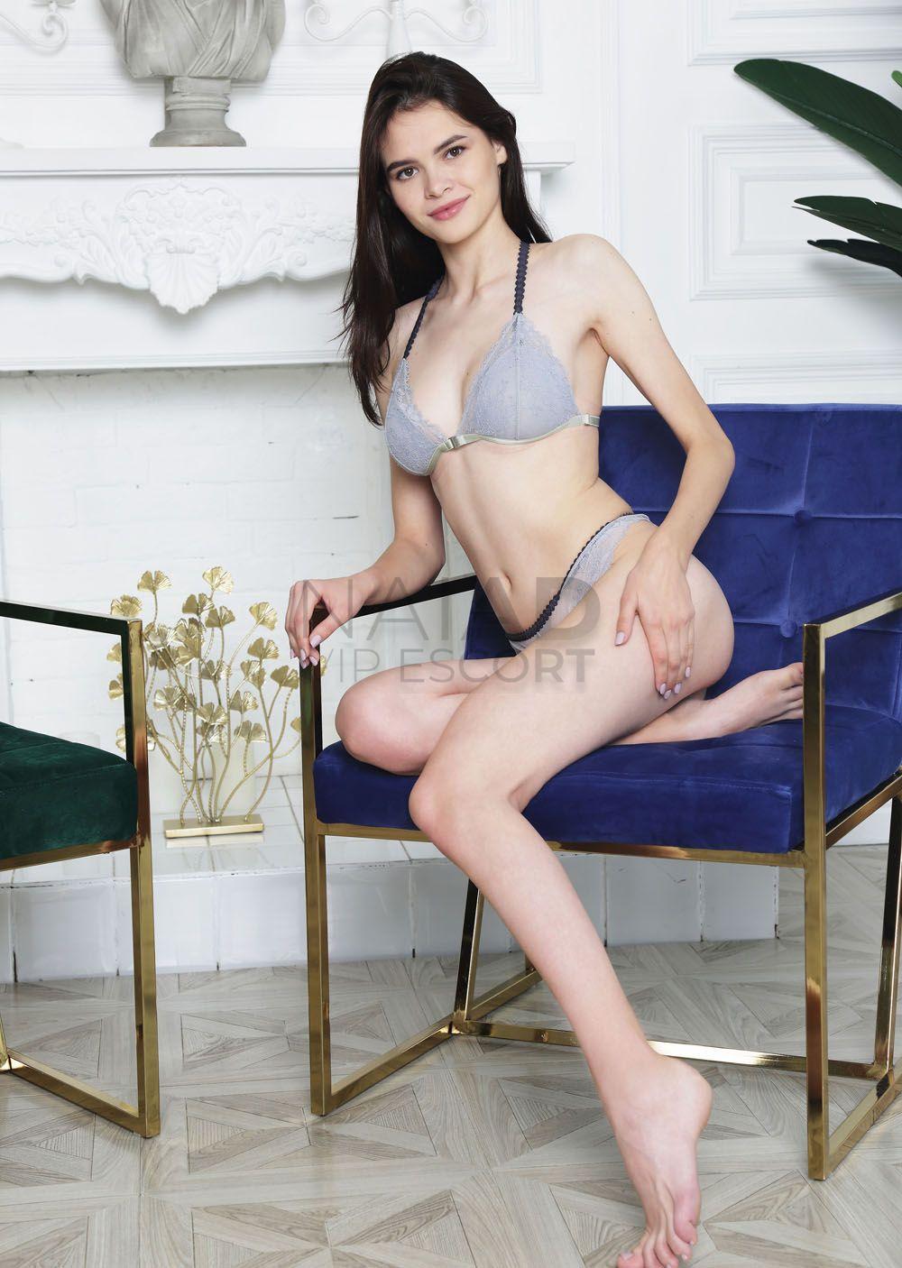 Photo of Franceska on Naiad vip escort service in Paris